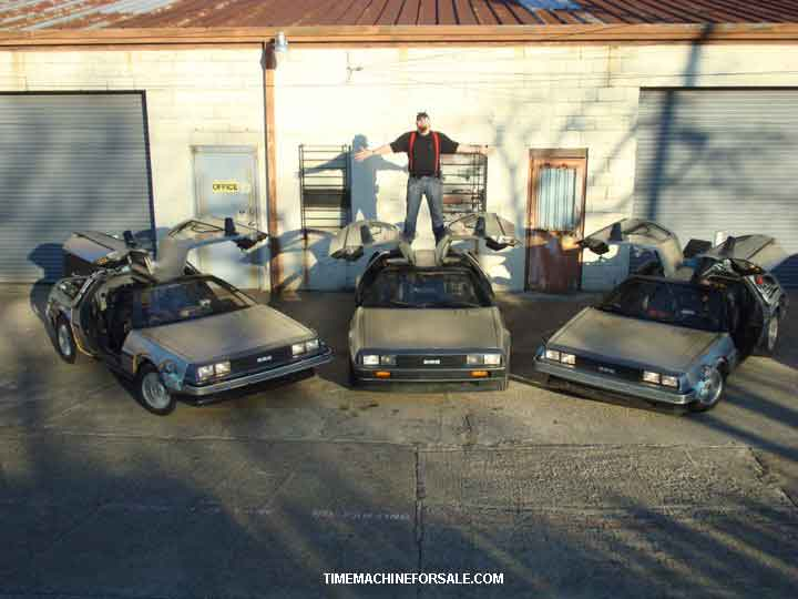tonight 39 s pawn stars back to the future delorean re creation episode the same car and. Black Bedroom Furniture Sets. Home Design Ideas